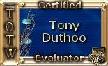 TOTW Cert. Eval.- Tony (opens in new window)