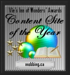 Content Site of the Year 2006-award