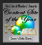 Content Site of the Year 2011-award