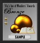 Bronze award sample