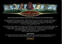 Content Site of the Year 2003: The Santharian Dream (link opens in a new window)