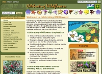 Content Site of the Year 2007: Celebrating Wildflowers (opens in new window)
