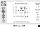 Chopin: the poet of the piano (link opens in new window)