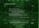 CritterCache (link opens in new window)