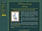 McCartney's Journeys in Genealogy (opens in new window)