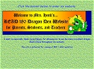 Mrs. Henk's READ180 Dragon Den Website (link opens in new window)