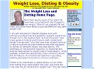 Weight Loss, Dieting & Obesity (link opens in new window)